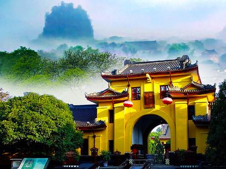 【北京高铁往返】漓江遇龙河景区世外桃源等纯玩4日游