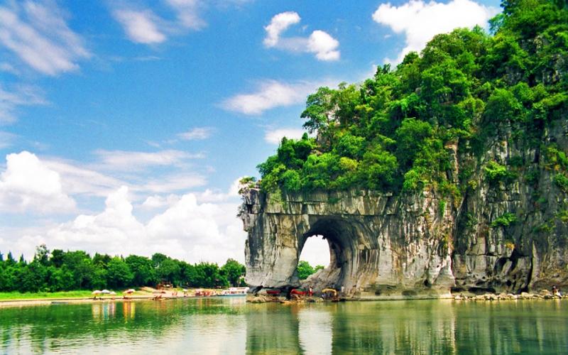桂林象鼻山